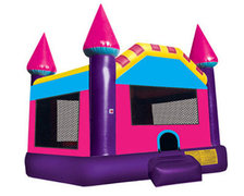 Princess Bounce House 13x14